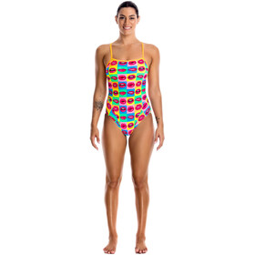 Funkita One Piece Swimsuit Damen hot lips